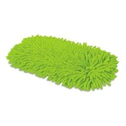 Quickie HOME PRO SOFT & SWIVEL DUST MOP REFILL, MICROFIBER/C