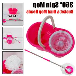 Household Magic Cleaning Tools 360° Rotating Head Floor Mop