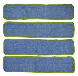 Industrial and Commercial Microfiber Dust Mop Pad