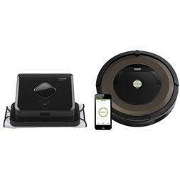 iRobot Roomba 890 Robot Vacuum with Wi-Fi Connectivity & iRo