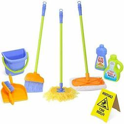 kids cleaning set for toddlers up to