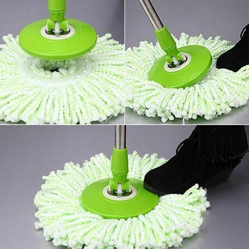 3 Replacement Mop Head Spin