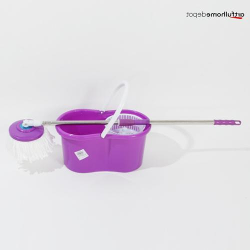 Magic Mop 2 Head Microfiber