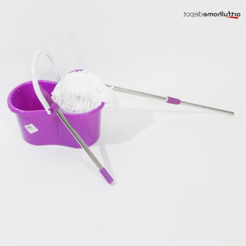 360° Rotating Head Magic Bucket 2 Spinning