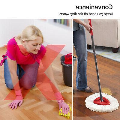 Replacement Easy Cleaning Mopping for O-Cedar