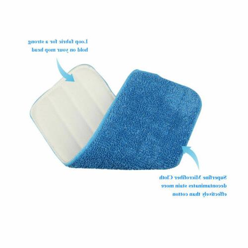 5 Pack Pads Mops Refill for Flat