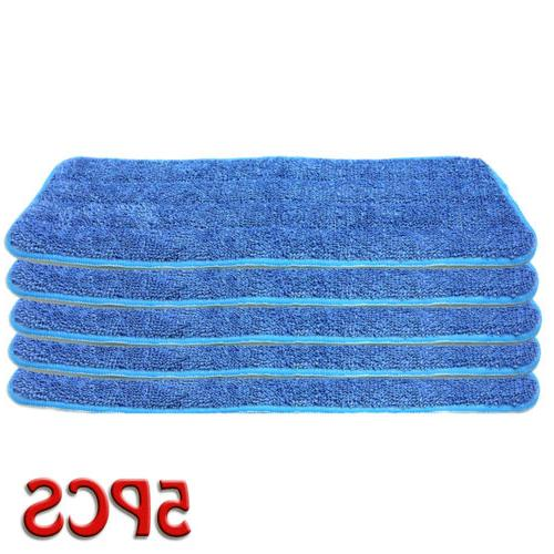 5Pcs Mop Pads Mops Refill For Flat