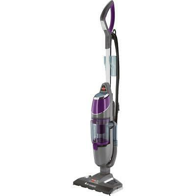 Bissell Symphony Pet Steam Mop and Steam Vacuum Cleaner for