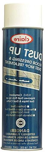 Claire C-875 14 Oz. Dust Up Dust Mop Treatment Aerosol Can