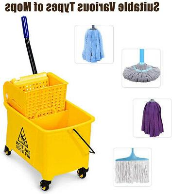 GOPLUS with Household Mop