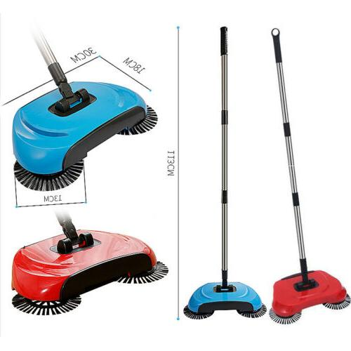Household Broom Dust Cleaning