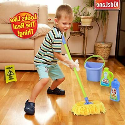 Kidzlane Kids for Toddlers Up Age Includes Cleaning Toys +