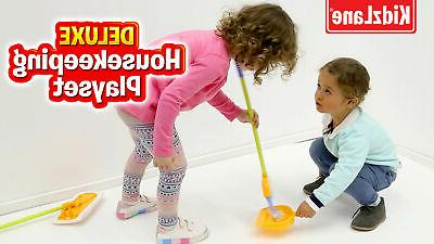 Kidzlane Kids Cleaning for Age 4.