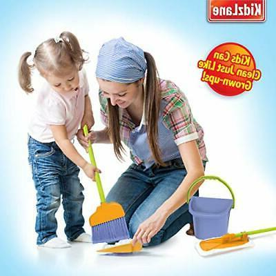Kidzlane for to Age 4. Cleaning Toys