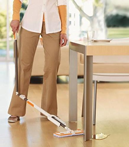 Bissell Smart Swivel Mop with Microfiber pad Handle,