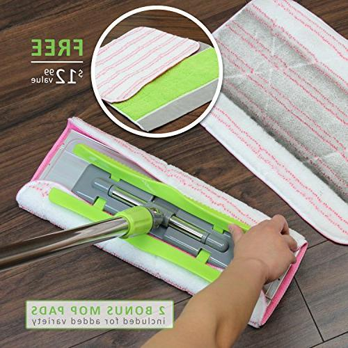 Mop Flat Extension Wet or