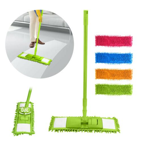 Microfiber Mop Dust Washable Pads