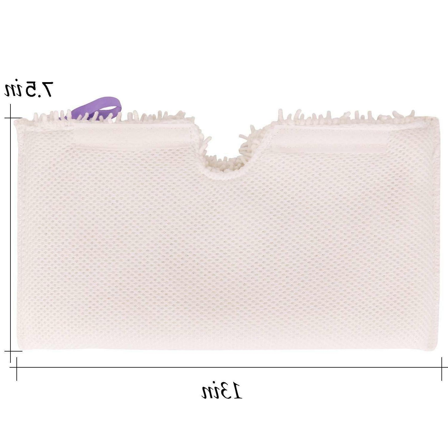 Microfiber Cleaning Pads Pocket