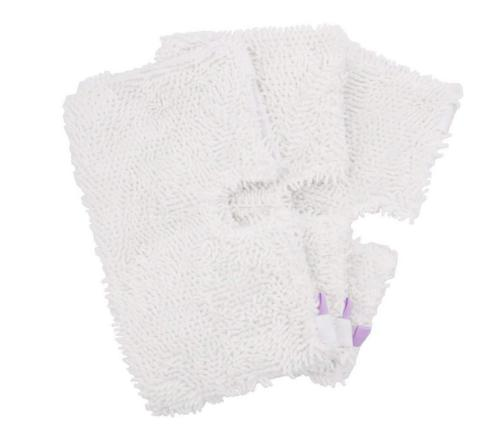 microfiber steam mop cloth replacement pads
