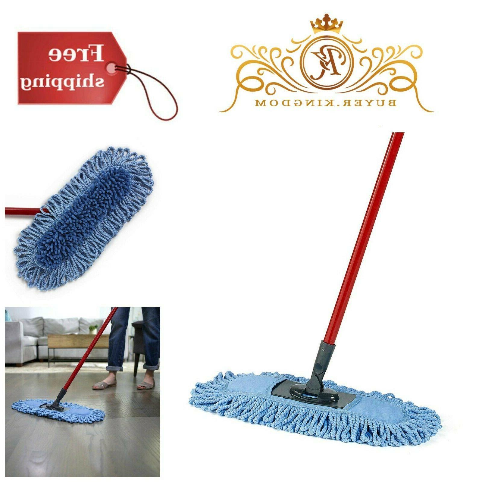 microfiber sweeper dust mop dual action home