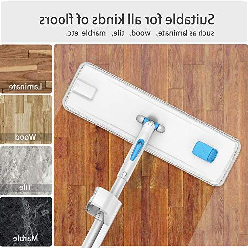 Spray Mop Jashen Self Wringing Microfiber Mop Fl