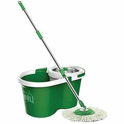 Libman And Green/White Home