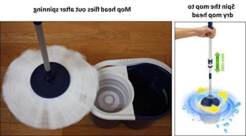 Twist - 2019 Award-Winning Spin Mop