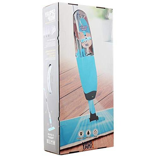 Kray Spray Strongest Mop Set - Mop Easy to Use - Refillable 700ml Bottles & Reusable