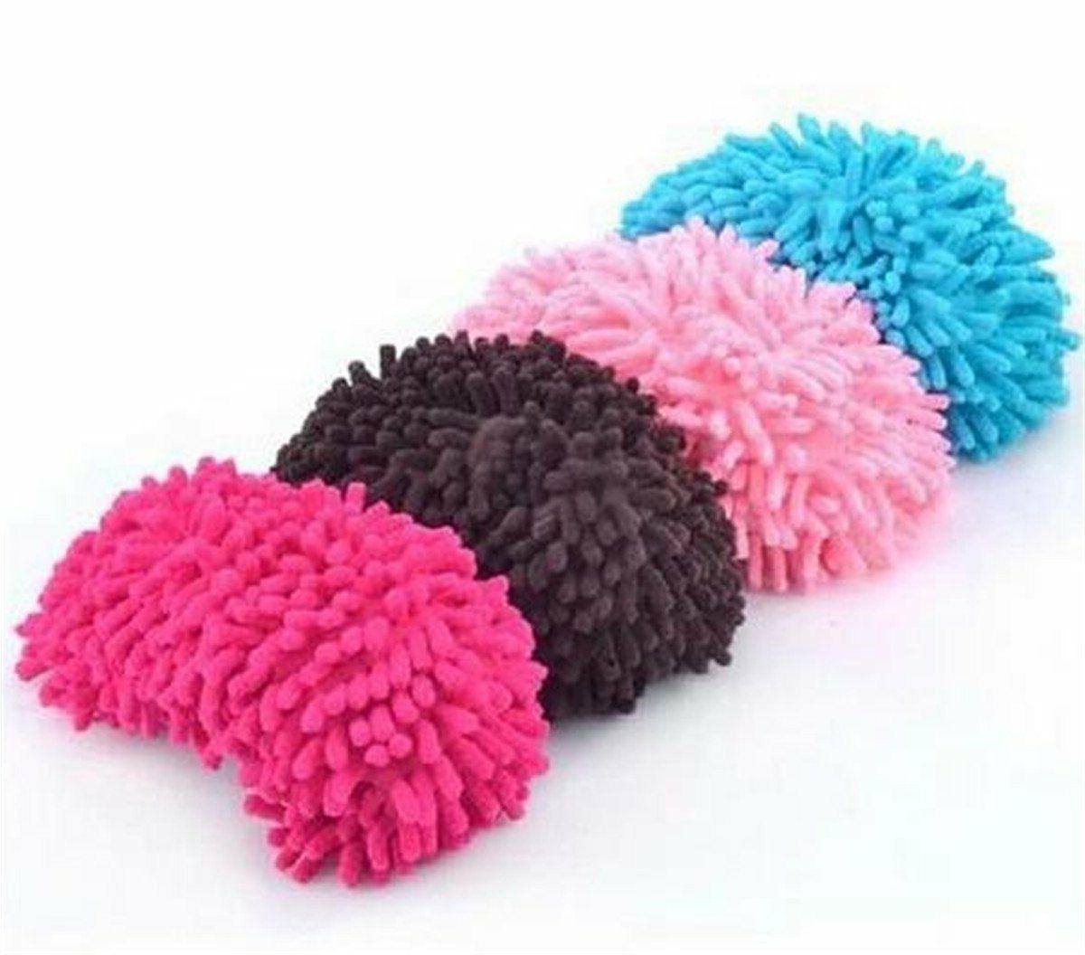 Multi-Function Fibre Dust Mop Shoes One