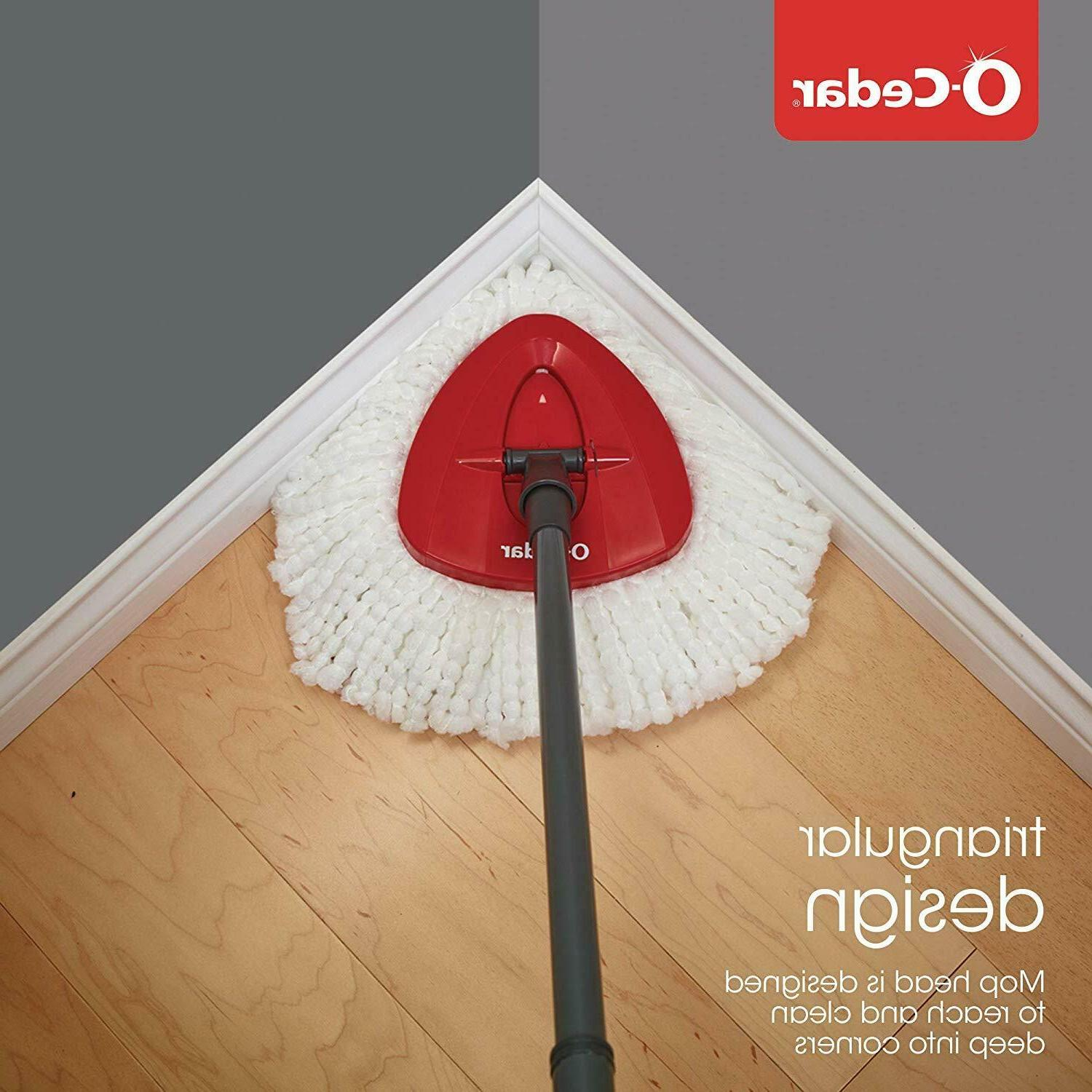 O-Cedar Easy Mop and Cleaning All Floors