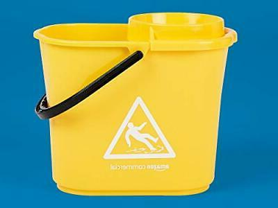 AmazonCommercial and Mop Strainer Combo Yellow -