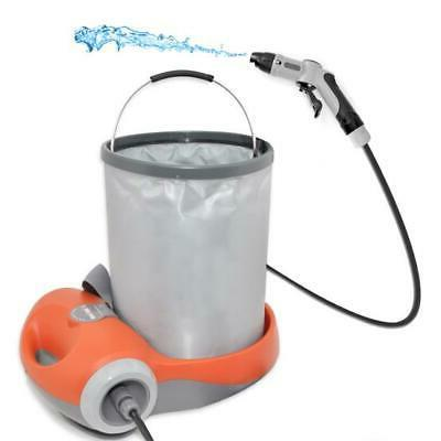 portable pressure washer cleaning system