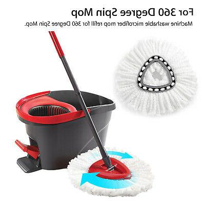 Replacement Heads Mopping for O-Cedar Spin Mop