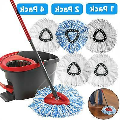 replacement heads easy cleaning mopping wring refill