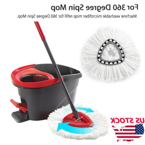 Replacement Mopping Wring Mop Refill for