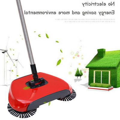 Household Push Sweeping 360 Spin Dust Cleaning Mop Tool