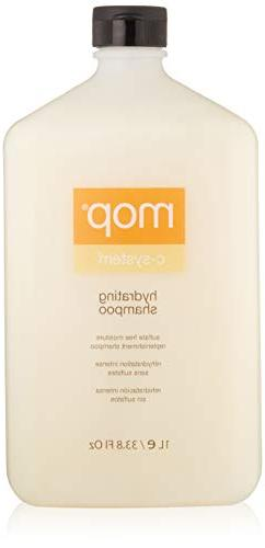 MOP C-System Hydrating Shampoo, Fresh Citrus Scent, 33.8 oz.
