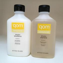 MOP Lemongrass Volume Shampoo & Conditioner Duo - 8.45 oz ea