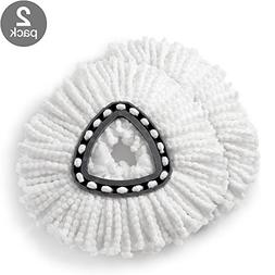 microfiber easy wring spin mop