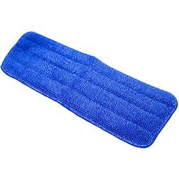 "Zwipes 16"" Microfiber Flat Mop Replacement Pad 