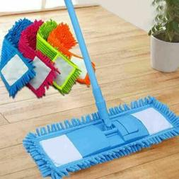 Microfiber Floor Dust Cleaning Pad Replacement Washable Hous