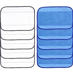 Microfiber Replacement Mopping Cloths Mop Pads For iRobot Br