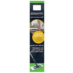STAINMASTER Sweep & Mop Floor Cleaning Tool with Reusable Mi