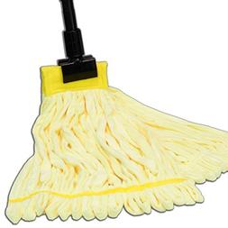 Large Microfiber Tube Mop with Stainless Steel Handle | Indu