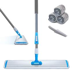 Masthome Spray Mop with Bendable Telescopic Handle 500ML Dus