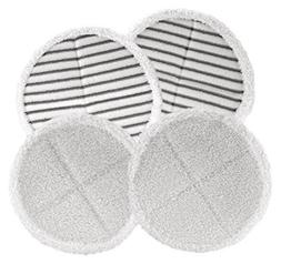 4 Pack Mop Pads for Bissell Spinwave 2039A 2124 Powered Hard
