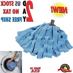 Mop Refill Microfiber Cloth Tile Linoleum Bathroom Floor Cle