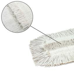 "O-Cedar Deluxe 24"" Pretreated Dust Mop Replacement Heads"