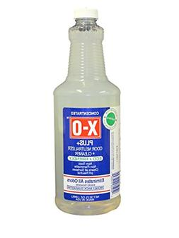 XO Plus Odor Neutralizer/Cleaner Concetrate, 32-Ounce