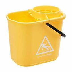 pail and mop strainer combo 15 quart